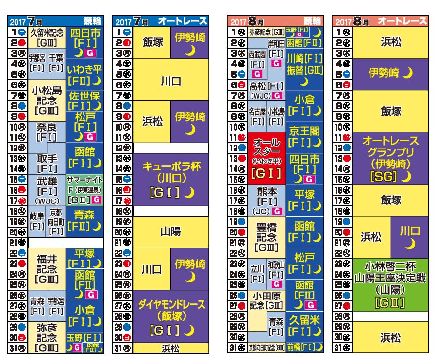 ポケカレ201707-201708