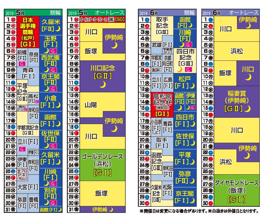 ポケカレ201905-06