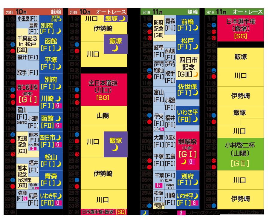 ポケカレ201910-11