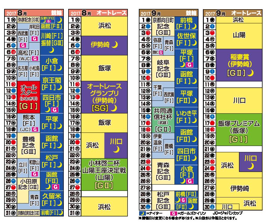 ポケカレ201708-201709